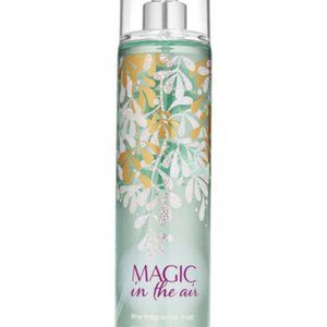 Spray Fine Fragrance Mist.